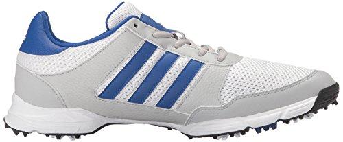 Scarpa Da Golf Adidas Mens Tech Response 4.0 Golf Bianca