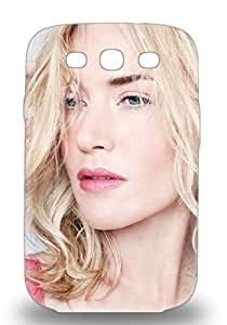Galaxy 3D PC Case Cover For Galaxy S3 Retailer Packaging Kate Winslet English Female English Rose Titanic Mildred Pierce Divergent Protective 3D PC Case ( Custom Picture iPhone 6, iPhone 6 PLUS, iPhone 5, iPhone 5S, iPhone 5C, iPhone 4, iPhone 4S,Galaxy S6,Galaxy S5,Galaxy S4,Galaxy S3,Note 3,iPad Mini-Mini 2,iPad Air )