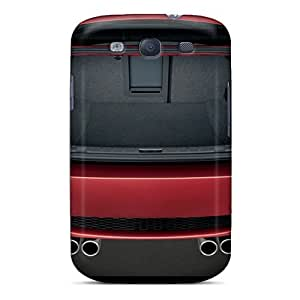 Galaxy S3 Case Slim [ultra Fit] Red Bmw M3 Trunk Protective Case Cover