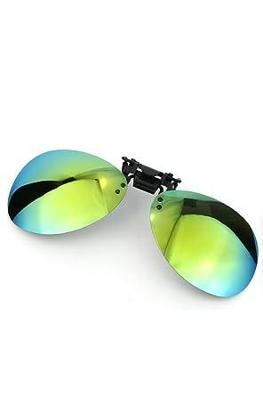 Vococal® Polarized Clip-on Sunglasses Lentilles c18Jd