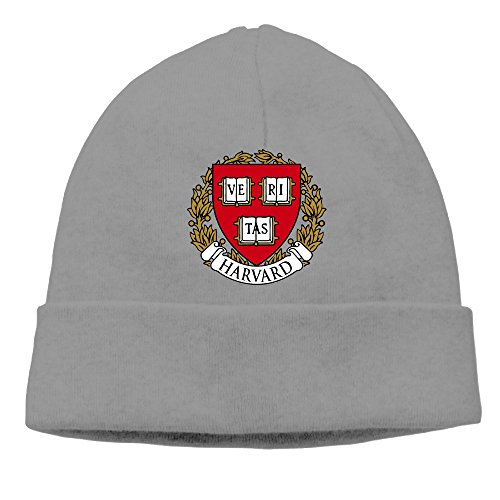 Men's Women's Harvard University Logo Harvard Crimson Winter Knit Hat