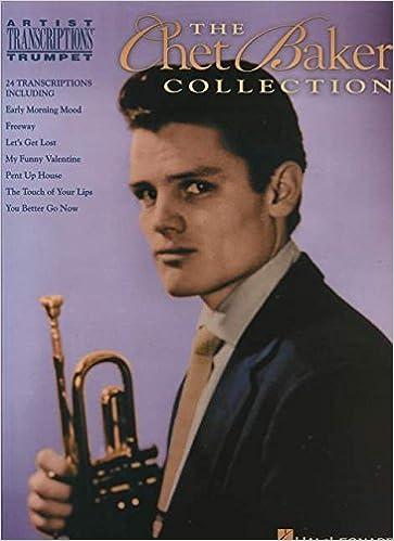 Chet Baker's Trumpet Sheet Music-Artist Transcriptions