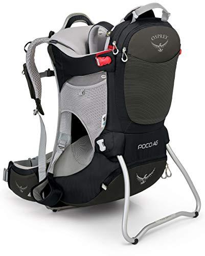 Osprey Packs Poco Ag Child Carrier Black Buy Online In