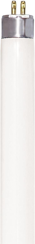 (Case of 12) Sylvania 20906 FP54/841/HO/ECO 54w T5HO 4100K Fluorescent Tube