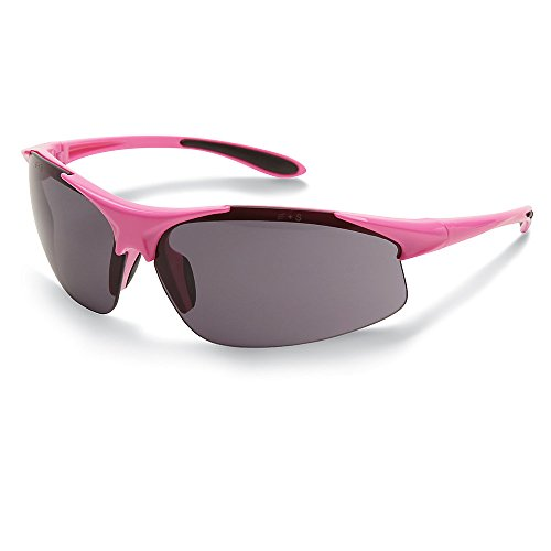 ERB Safety Products 18619 Ella Frame, Smoke Lens, One Size, ()