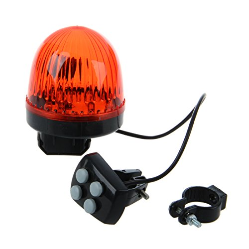 TOOGOO(R) Bike Bicycle Cycling Electronic Loud Siren Horn Beeper from TOOGOO(R)