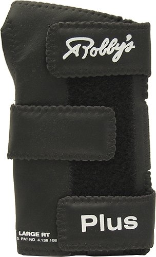 Robby's Leather Plus Right Wrist Support, Small by Robby's