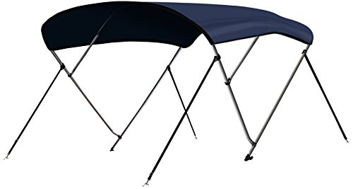 Leader Accessories 3 Bow Navy Blue 6'L x 46
