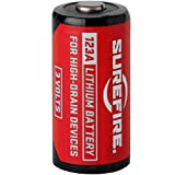 4 Pack Surefire CR123A Lithium Battery 3v with
