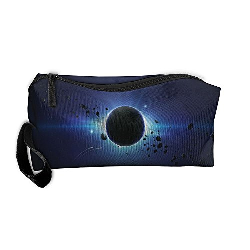 Eclipse Storage Tools Canvas Zipper Multi-function Organization Bag With Handle -