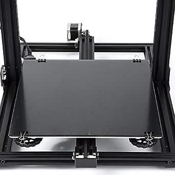 Amazon.com: CCTREE - Placa de vidrio templado para impresora ...