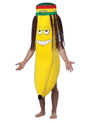 Adult (Banana Rasta Costume)