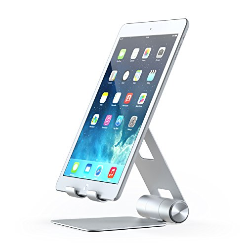 Satechi R1 Aluminum Multi-Angle Foldable Tablet Stand for...