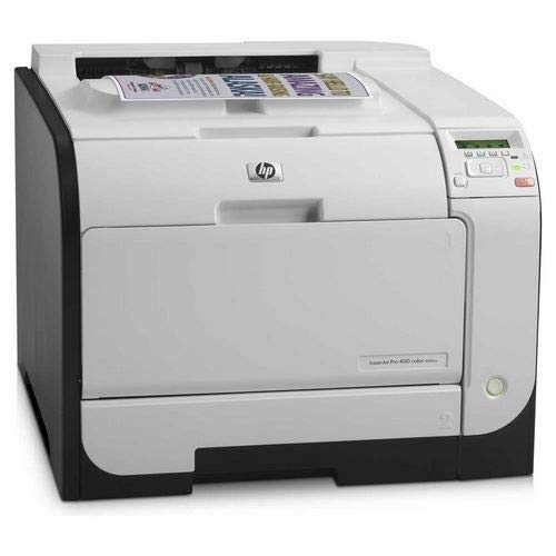 HP Laserjet Pro 400 M451nw Color Printer (CE956A) (Discontinued by Manufacturer) - Laser Printer 400 Hp
