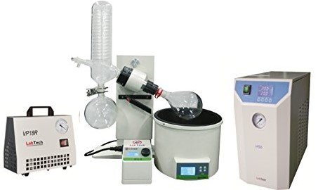 LabTech Rotary Evaporator Bundle: Includes Rotary Evaporator for sale  Delivered anywhere in USA