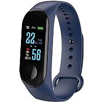 SOULBEST Pulsera Actividad Impermeable - Monitores de Actividad,Pulsera Inteligente,Podómetros,Reloj Inteligente con…
