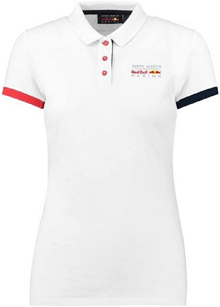 Red Bull Racing F1 Classic - Polo para Mujer, Color Blanco ...