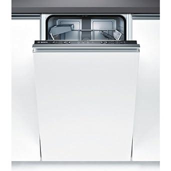 Bosch SPV40C10GB Totalmente integrado 9cubiertos A+ lavavajilla ...