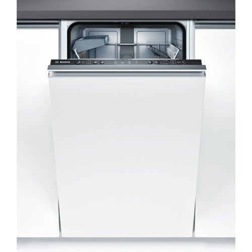 Bosch SPV40C10GB - fully integrated - 9 places - A+ dishwasher - dishwashers (fully integrated, slimline (45 cm), black, stainless steel, buttons, 9 place settings, 48 dB) [Energy Class A+]