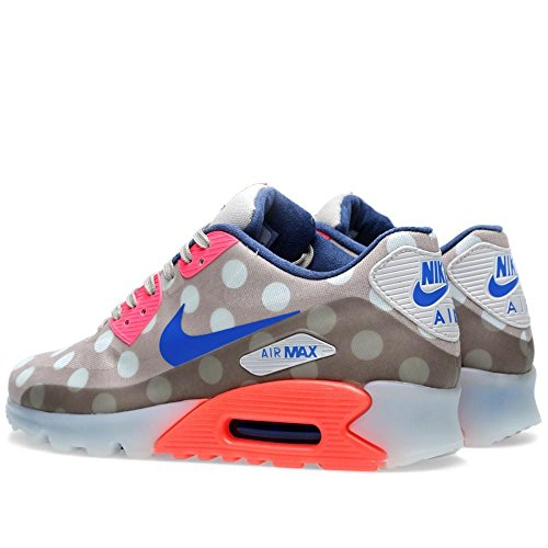 Men's Nike Air Max 90 Ice City QS Running Shoes - 667635 001 Classic Stone/Hyper Punch/Light Bone cheap sale largest supplier collections cheap price cheap best store to get ImISIPO25S