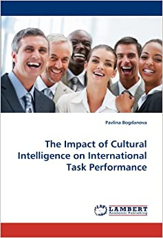 Book The Impact of Cultural Intelligence on International Task Performance