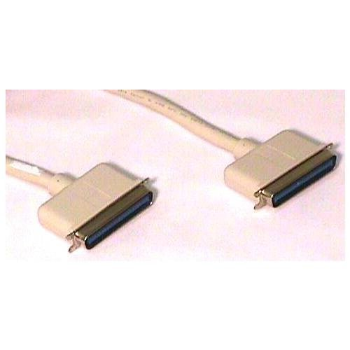 SCSI Cable CN50 Male to CN50 Male - 6 Foot Molded by ieCables