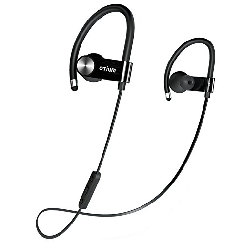 Bluetooth Headphones, Otium Wireless Sports Earphones w/Mic