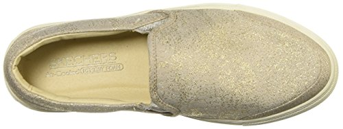 49867 Dorado Mujer Skechers Para Topo xYnTqd7U