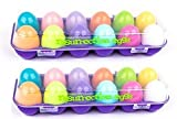 Resurrection Eggs - 12-Piece Easter Egg Set with