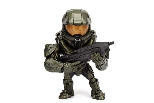 Metals Halo Master Chief Collectible Toy Figure