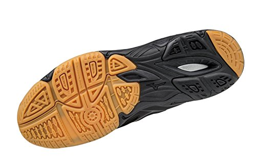 Zapatillas Ghost Para Hombre Mizuno blanc Wave Noir P0qnBBpW