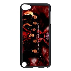 Ipod Touch 5 Phone Case Within Temptation F5K8083