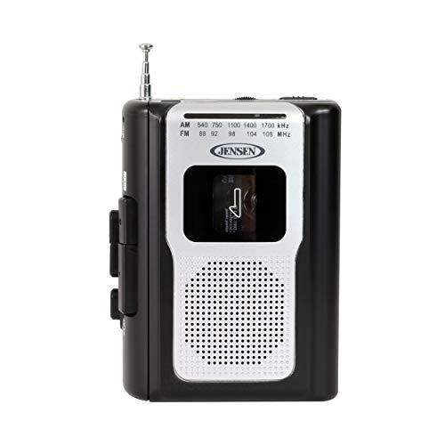 Jensen Retro Portable AM/FM Radi...