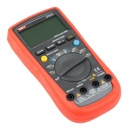 Tekpower OEM Uni-Trend UT61C RS232 PC connection Multimeter with Full Features