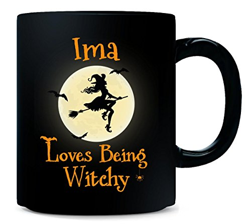 Ima Loves Being Witchy Halloween Gift - -