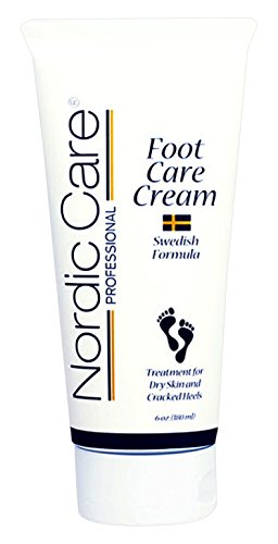 Nordic Care Foot Care Cream 6 oz. (1-Pack)