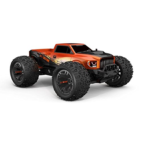 (Team Redcat TR-MT10E 1/10 Scale Remote Control Monster Truck,)