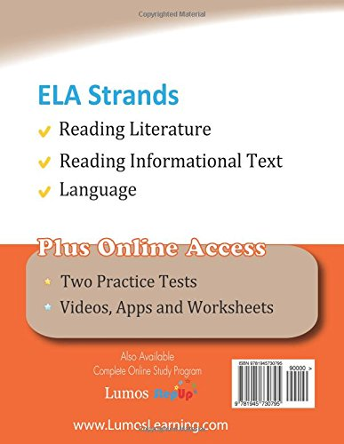 Georgia Milestones Assessment System Test Prep: Grade 4 English ...