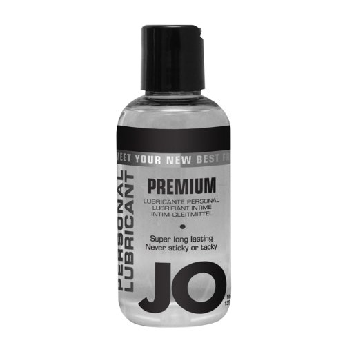 JO Premium - Original - Lubricant (Silicone-Based) 16 fl oz / 480 ml by System JO