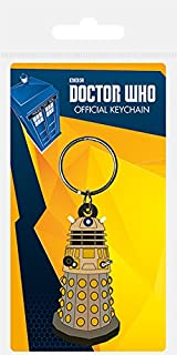 Dalek Annual Doctor Who Keyring