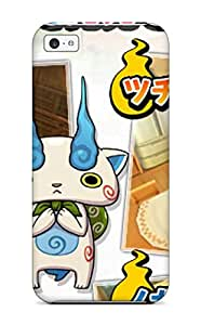 Best 1465571K79124772 Iphone 5c Youkai Watch Episode 22 Tpu Silicone Gel Case Cover. Fits Iphone 5c