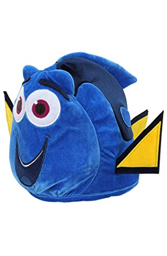 Dory Halloween Costume For Adults (elope Disney's Finding Dory Dory Hat)