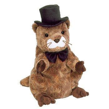 Punxsutawney Phil 2004 Ty Beanie Baby - Groundhog Day