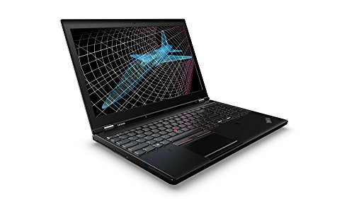 Oemgenuine Lenovo ThinkPad P51 Laptop 15.6 Inch FHD (1920x1080) IPS Display, Intel Quad Core i7-7700HQ, 32GB RAM, 256GB SSD PCIe-NVMe, W10P