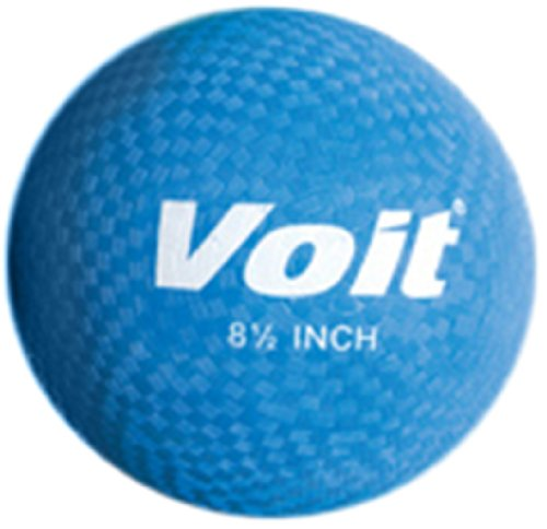 Voit Playground Ball, 8 1/2-Inch, Blue