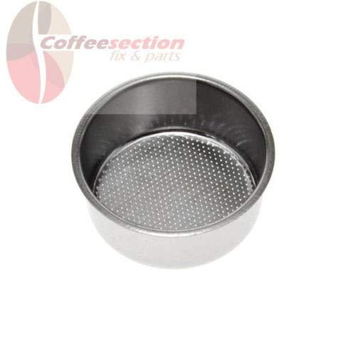 Saeco Parts 124650221 - Cesta de filtro de doble taza de repuesto ...