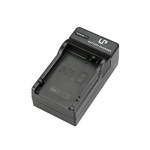 LP-E8 LP Battery Charger, Compatible with Canon EOS Rebel T2i, T3i, T4i, T5i, 550D, 600D, 650D, 700D, Kiss X4, X5, X6i, X7i Digital SLR Cameras, Replacement for LC-E8E Charger