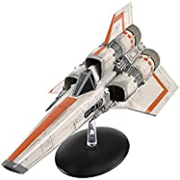 Hero Collector | Battlestar Galactica Collection | Viper Mk I (TOS) with Magazine Issue 4 by Eaglemoss