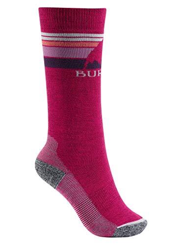 Burton Boys Youth Emblem Midweight Sock, Sea Pink, Small/Medium ()