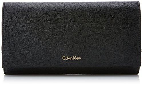 Calvin Klein Clutch Pochette 27 cm Negro (Black)
